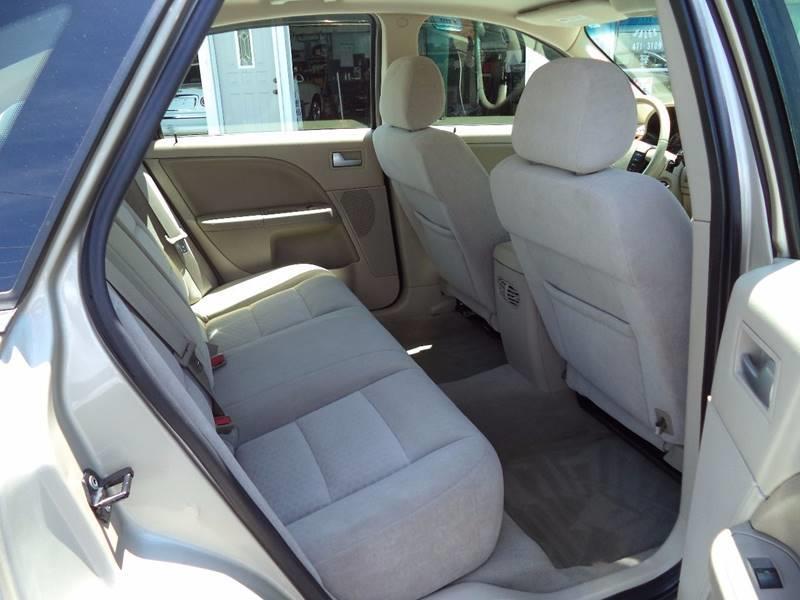 2006 Ford Five Hundred SEL 4dr Sedan - Fort Wayne IN