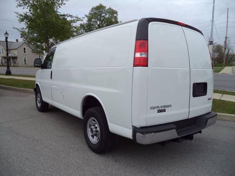 2016 GMC Savana Cargo 2500 3dr Cargo Van w/1WT - Fort Wayne IN