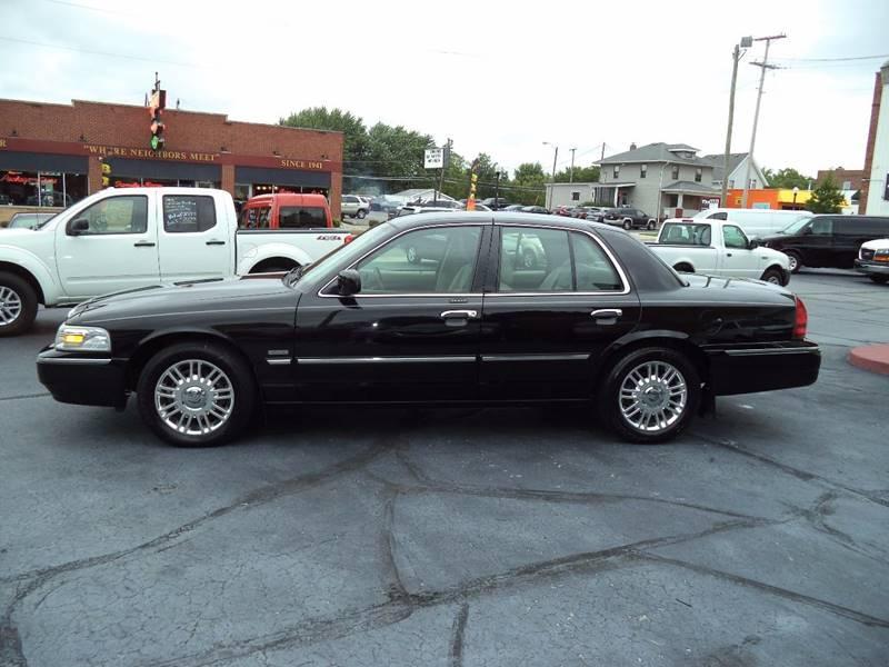 2011 Mercury Grand Marquis LS 4dr Sedan - Fort Wayne IN