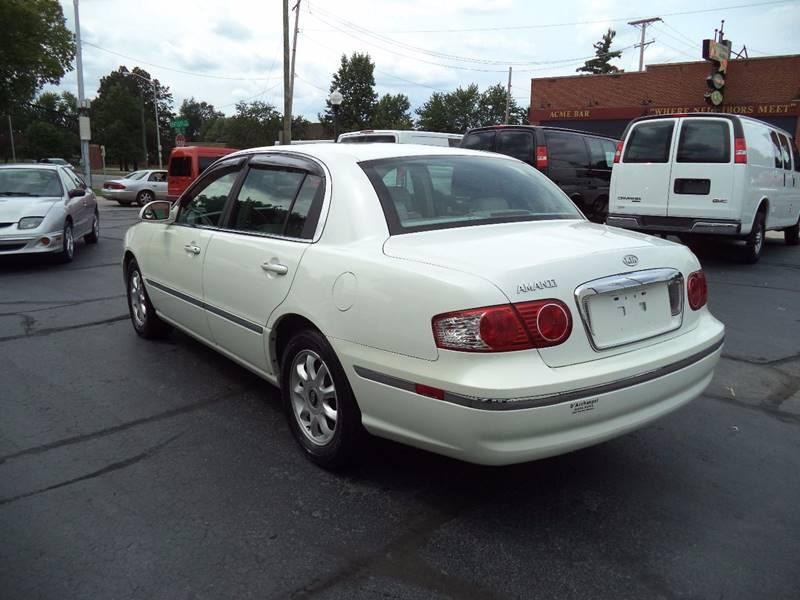 2006 Kia Amanti 4dr Sedan - Fort Wayne IN