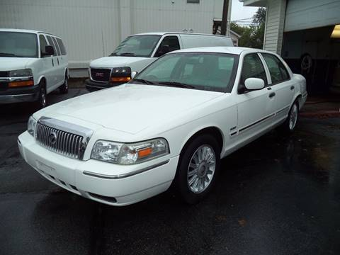 2009 Mercury Grand Marquis for sale in Fort Wayne, IN