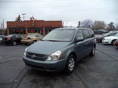 2008 Kia Sedona for sale in Fort Wayne, IN