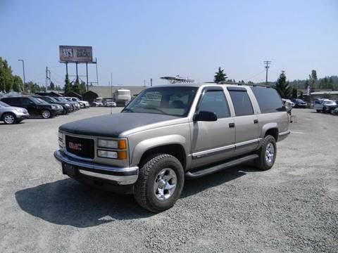 1999 GMC Suburban for sale in Kenmore, WA