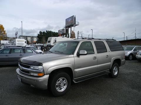 2000 Chevrolet Suburban For Sale Carsforsale