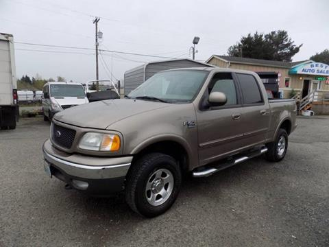 2003 Ford F-150 for sale in Kenmore, WA