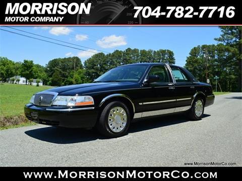 2004 Mercury Grand Marquis for sale in Concord, NC