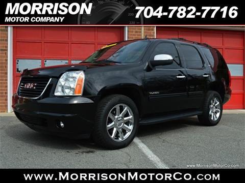 2013 GMC Yukon for sale in Concord, NC