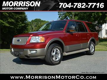 2004 Ford Expedition for sale in Concord, NC