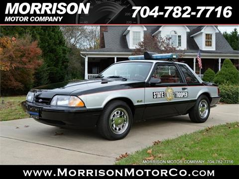1992 Ford Mustang for sale in Concord, NC