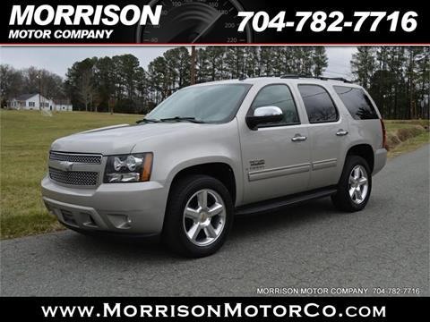 2009 Chevrolet Tahoe For Sale In North Carolina