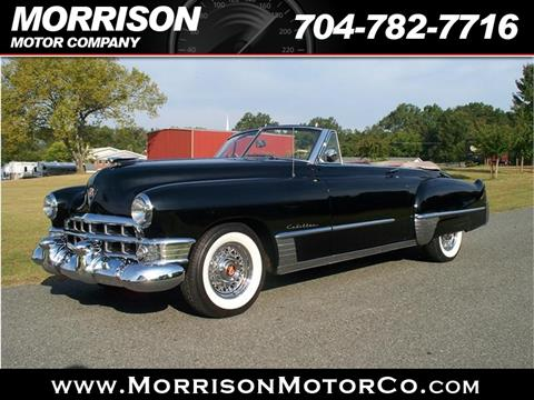 1949 Cadillac Series 62 for sale in Concord, NC