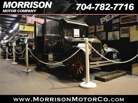 1927 Ford Model T for sale in Concord, NC