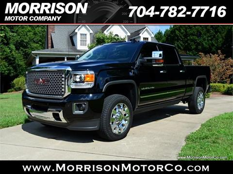 2016 GMC Sierra 2500HD for sale in Concord, NC