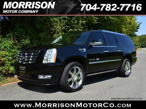 2010 Cadillac Escalade ESV for sale in Concord, NC