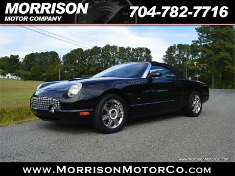 2004 Ford Thunderbird for sale in Concord, NC