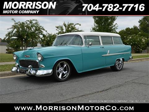 used 1955 chevrolet 210 for sale