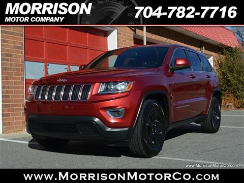 used 2014 jeep grand cherokee for sale in north carolina. Black Bedroom Furniture Sets. Home Design Ideas