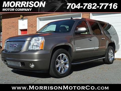 2014 GMC Yukon XL for sale in Concord, NC