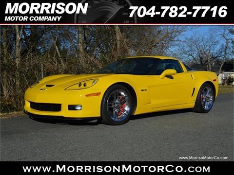 2008 Corvette For Sale >> 2008 Chevrolet Corvette For Sale Carsforsale Com