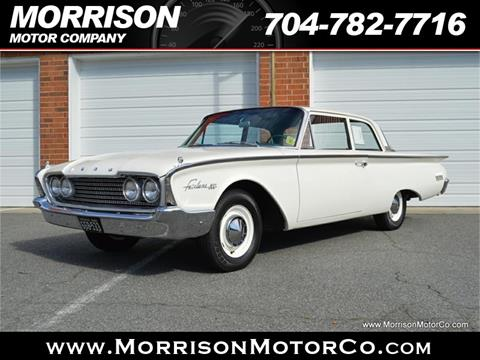 1960 Ford Fairlane for sale in Concord, NC