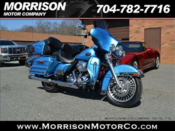 2011 Harley-Davidson FLHTCU for sale in Concord, NC