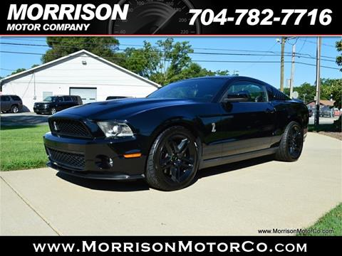 2010 Ford Shelby GT500 for sale in Concord, NC