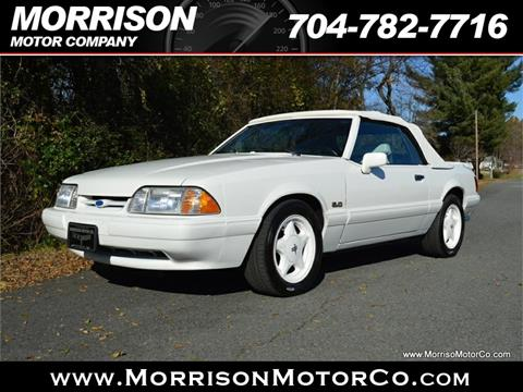 1993 Ford Mustang for sale in Concord, NC