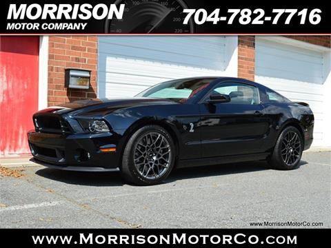 2013 Ford Shelby GT500 for sale in Concord, NC
