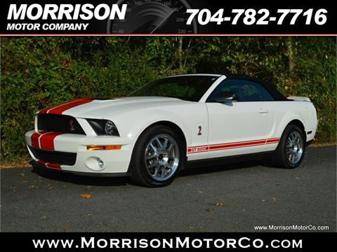 2008 Ford Shelby GT500 for sale in Concord, NC