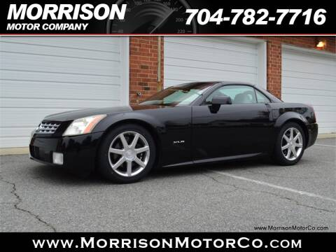 2005 Cadillac XLR for sale at Morrison Motor Co in Concord NC