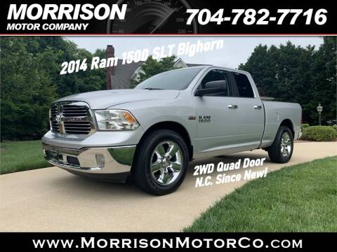 2014 RAM Ram Pickup 1500 for sale at Morrison Motor Co in Concord NC