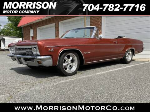 Used 1966 Chevrolet Impala For Sale In Indian Trail Nc