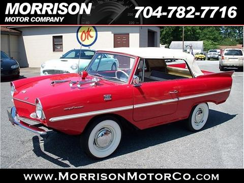 1967 Amphicar Amphicar for sale in Concord, NC