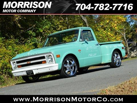 1968 Chevrolet C/K 10 Series for sale in Concord, NC