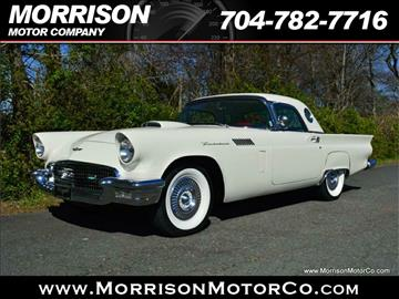 1957 Ford Thunderbird for sale in Concord, NC