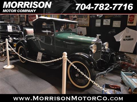 1929 Ford Model A for sale in Concord, NC