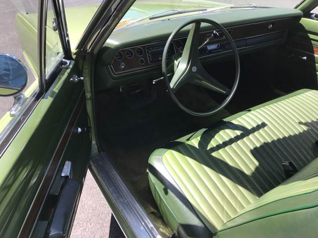 1972 Plymouth Valiant Scamp - Oneonta NY