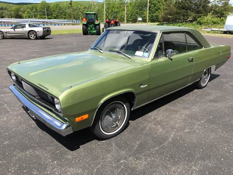 1972 Plymouth Valiant for sale in Oneonta, NY