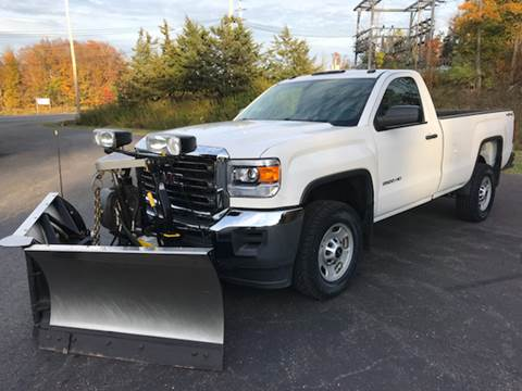 2015 GMC Sierra 2500HD for sale in Oneonta, NY