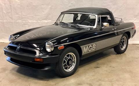 1980 MG MGB for sale in Oneonta, NY