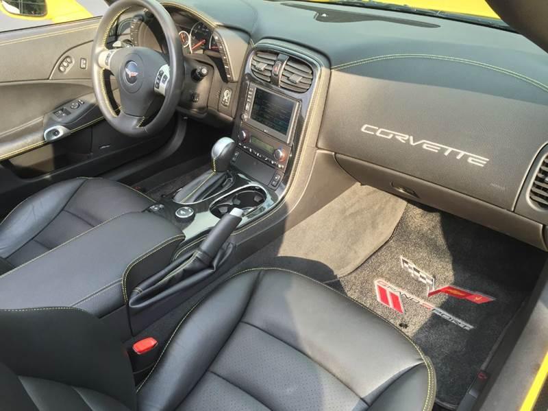2011 Chevrolet Corvette Z16 Grand Sport 2dr Convertible w/4LT - Oneonta NY