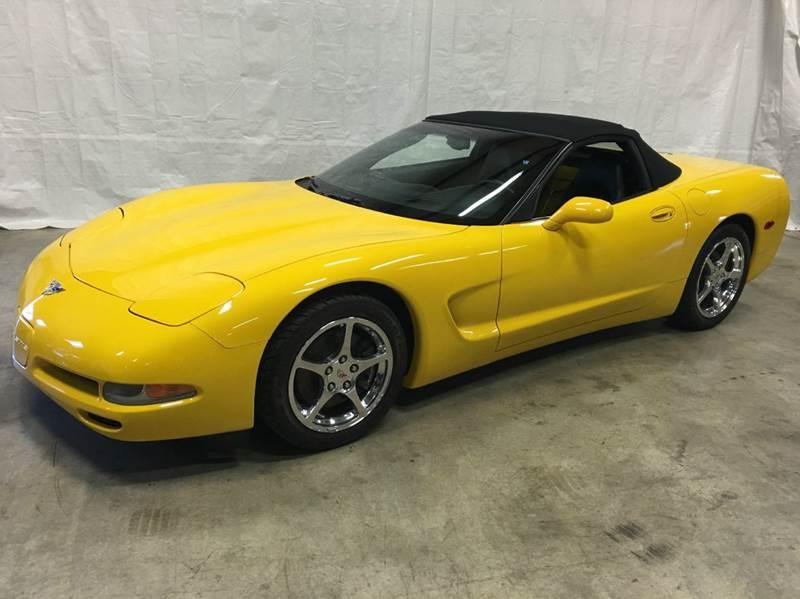 2003 Chevrolet Corvette 2dr Convertible - Oneonta NY