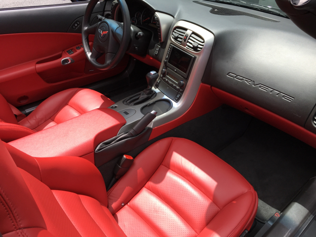 2005 Chevrolet Corvette 2dr Coupe - Oneonta NY