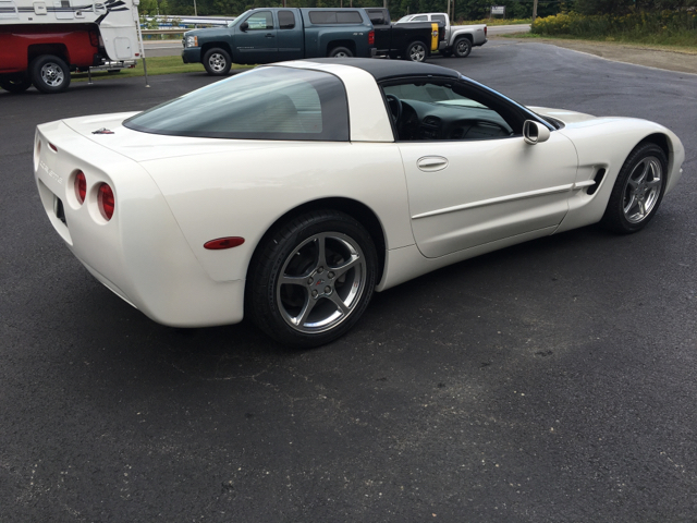 2002 Chevrolet Corvette 2dr Coupe - Oneonta NY