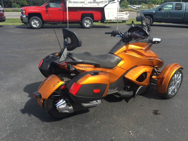 2014 Can-Am Spyder ST Limited - Oneonta NY
