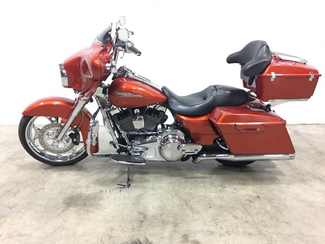 2011 Harley-Davidson FLHX Street Glide Custom - Oneonta NY