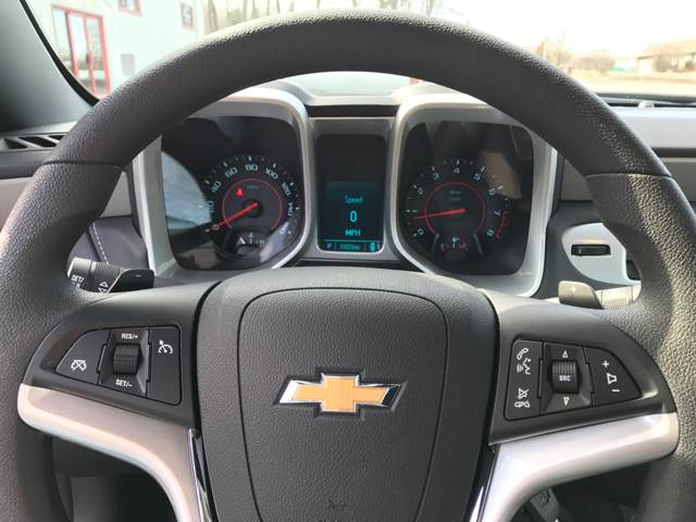 2015 Chevrolet Camaro LS 2dr Coupe w/2LS - Oneonta NY