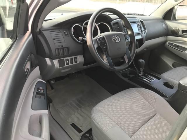 2015 Toyota Tacoma 4x4 4dr Access Cab 6.1 ft SB 4A - Oneonta NY