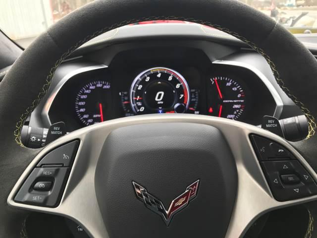 2017 Chevrolet Corvette Stingray Z51 2dr Coupe w/3LT - Oneonta NY