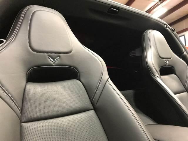 2014 Chevrolet Corvette Stingray Z51 2dr Coupe w/2LT - Oneonta NY